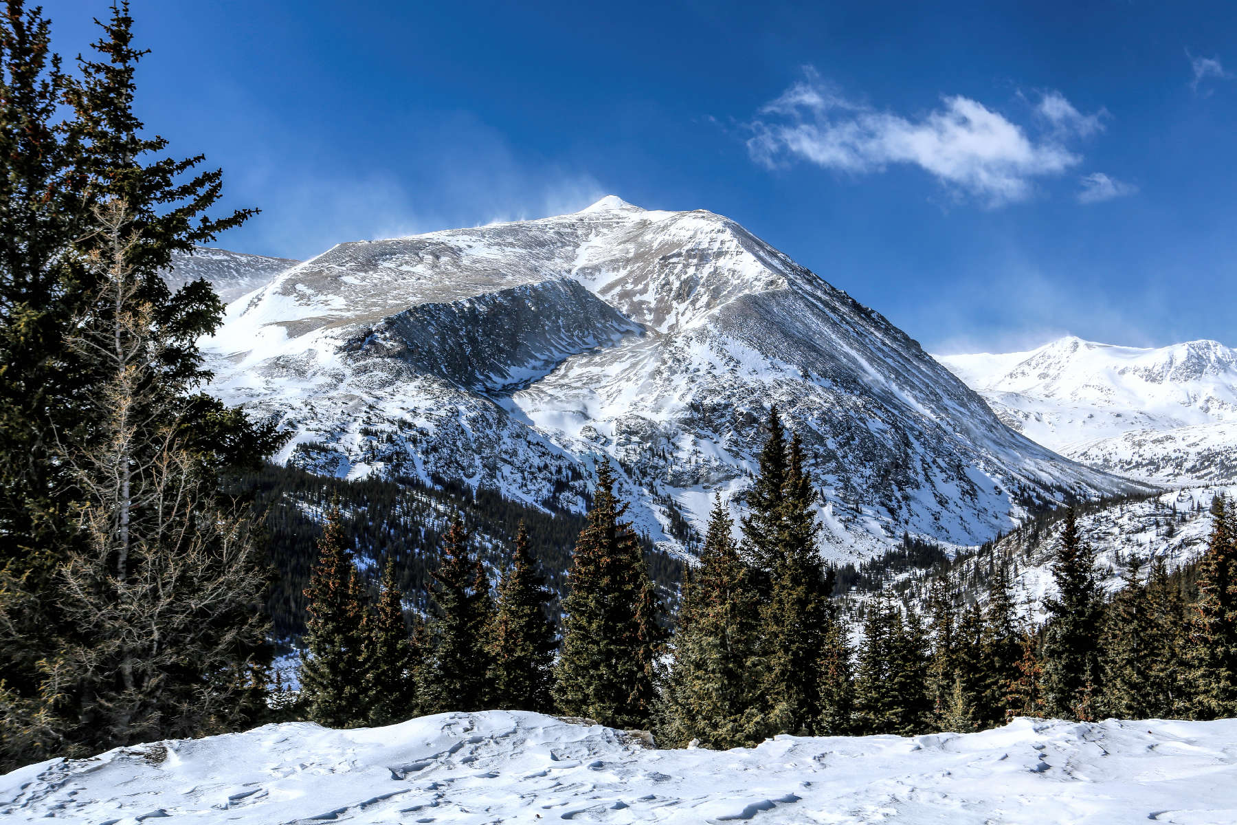 Fourteener Frost